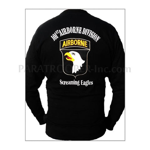 "Sweat Shirt 101st Airborne ""Screaming Eagle"""