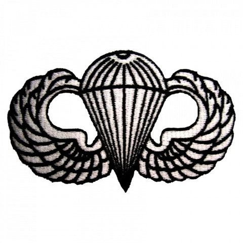 Patch / Ecusson Brevet Parachutiste US (US Para Wings)