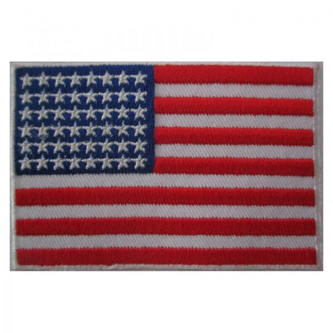 Patch / Ecusson Drapeau USA Flag (48 stars)