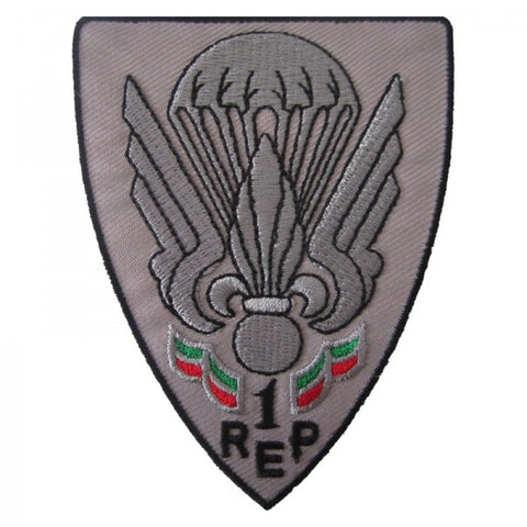 Patch / Ecusson 1er REP (Régiment Etranger Parachutistes)