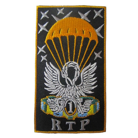 Patch / Ecusson 1er RTP (Régiment de Train Parachutiste)