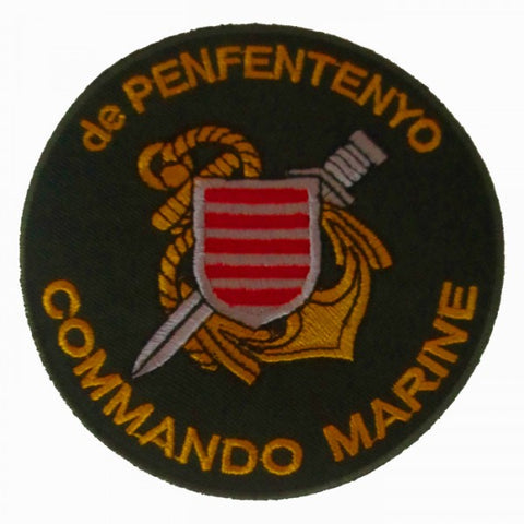 Patch / Ecusson Commando Marine de Penfentenyo