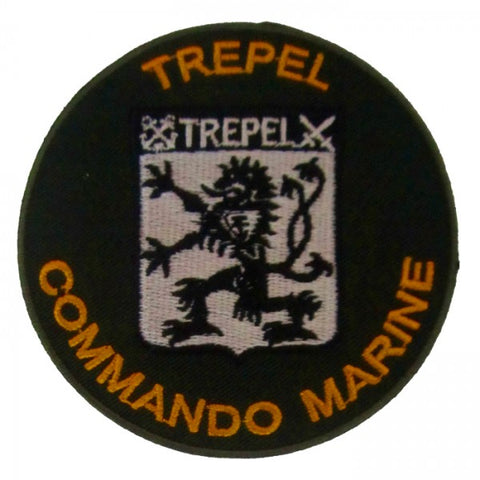 Patch / Ecusson Commando Marine Trepel