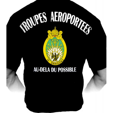 Tee-Shirt 13eme RDP (Régiment de Dragons Parachutistes)