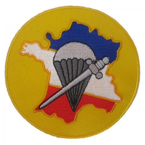 Patch / Ecusson CNEC (Centre National d'Entrainement Commando)