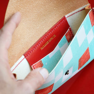 Flatlander Envelope Clutch