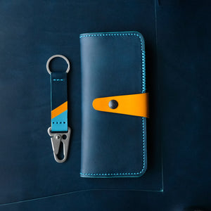 Marina Long Wallet