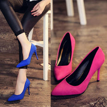 Fashion Sexy Pointed OL High Heel