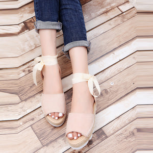 Fashion Casual Pure Color Sandals