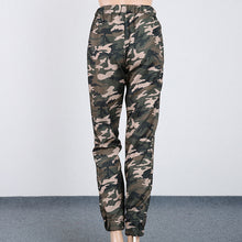 Casual Camouflage Printing Long Pants