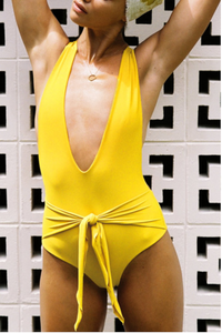 2018 Sexy Fashion One-Piece Swimsuit
