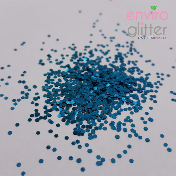 Enviro Glitter - Caribbean Caress - 1mm