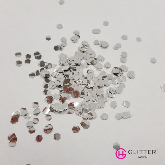 Enviro Glitter - Lightening Strike - 2.4mm