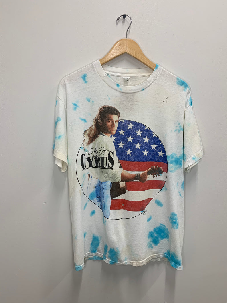 Distressed Billy Ray Cyrus Tee