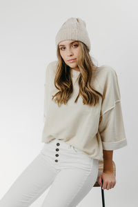 Bare It All Sweater