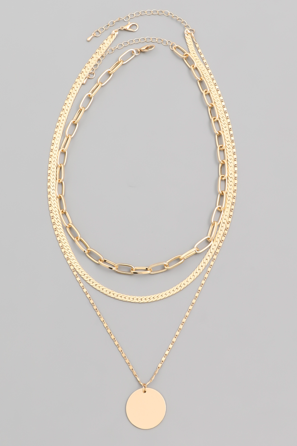 New Girl Layered Necklace