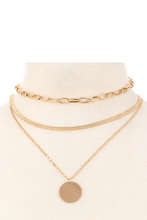 Load image into Gallery viewer, New Girl Layered Necklace