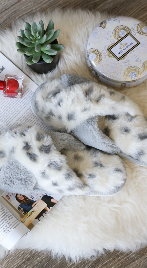 On My List Slippers