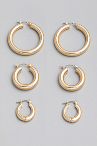 The Hooch Earring Set