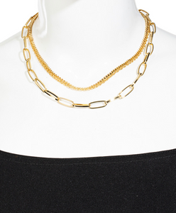 Sorted Out Layered Necklace
