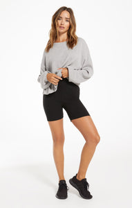 Annie Rib Long Sleeve Top