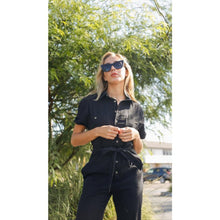 Load image into Gallery viewer, Ashbury Sunnies Black
