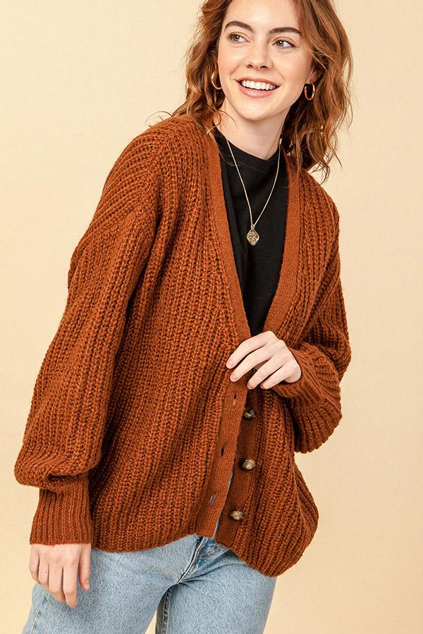 English Tea Cardigan