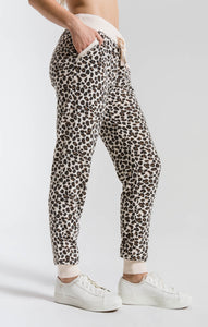 The Multi Leopard Jogger