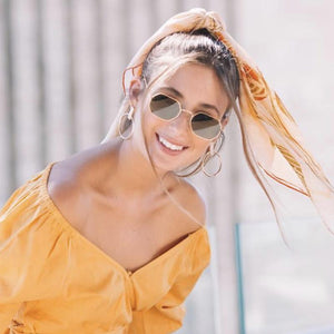 Jones Gold Sunnies