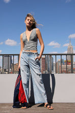 Load image into Gallery viewer, Kinsey Crop Jeans