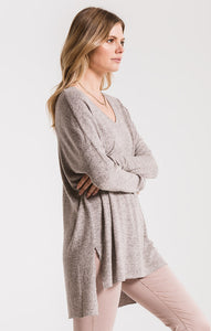 The Marled Sweater Knit Tunic