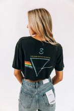 Load image into Gallery viewer, Pink Floyd Crop Tee