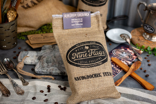 Costa Rica - 12oz - Nine Flags Coffee Roasters