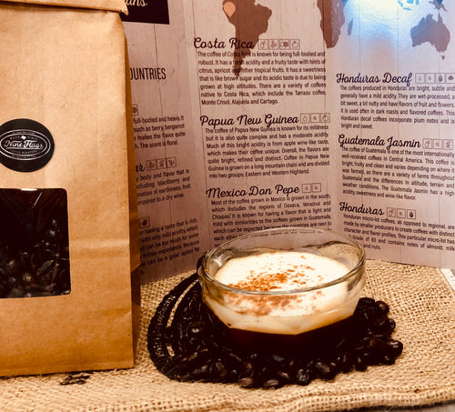Nine Flags Espresso - 12oz. - Nine Flags Coffee Roasters