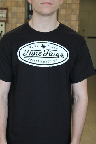 Nine Flags T-Shirt - Nine Flags Coffee Roasters