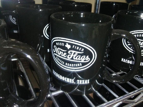 Nine Flags Coffee Mug - Nine Flags Coffee Roasters