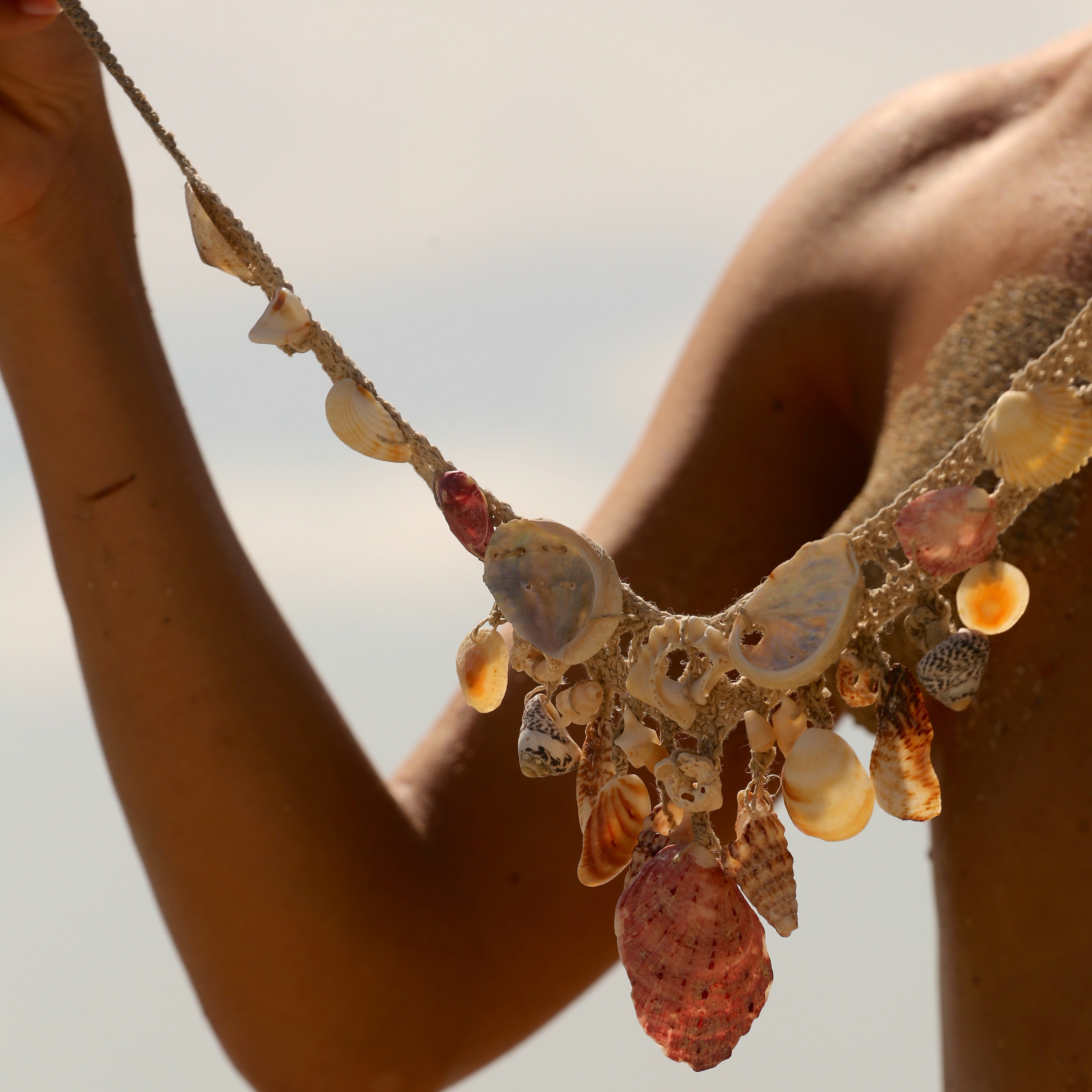 Shell necklace nº2