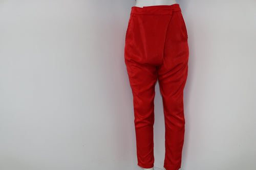 Red hammer pants