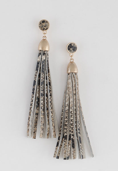 Tassel Earrings - Wild-Bunny-