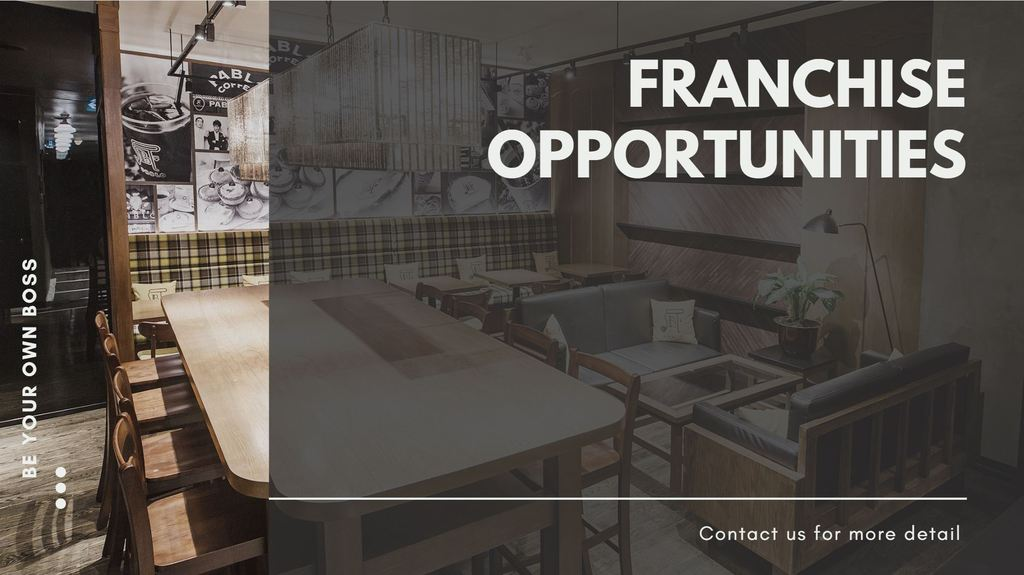Franchise & Collaboration Opportunities