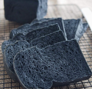 Charcoal Bread (Block) - Pablo Cheese Tart