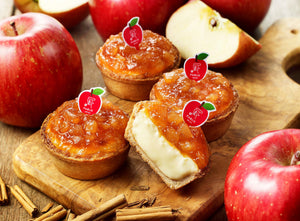 Pablo mini- Apple Cinnamon - Pablo Cheese Tart