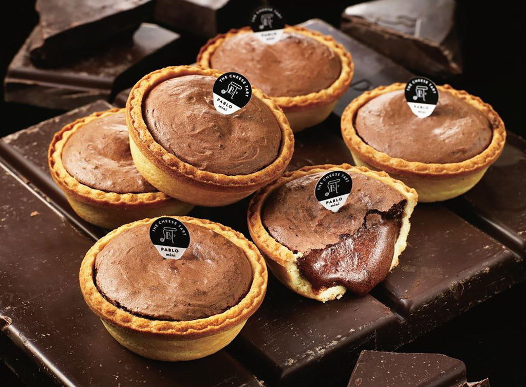PABLO mini - Chocolate - Pablo Cheese Tart