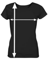 Ladies Bio Baumwoll Shirt