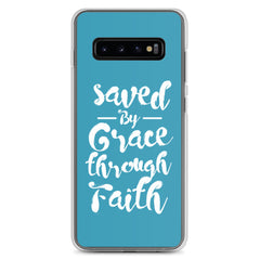 Saved by Grace Samsung Hülle
