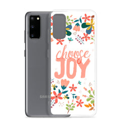 Choose Joy Samsung Handyhülle