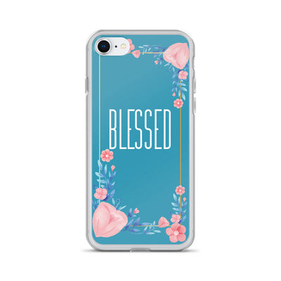 Blessed iPhone Hülle - gesegnet