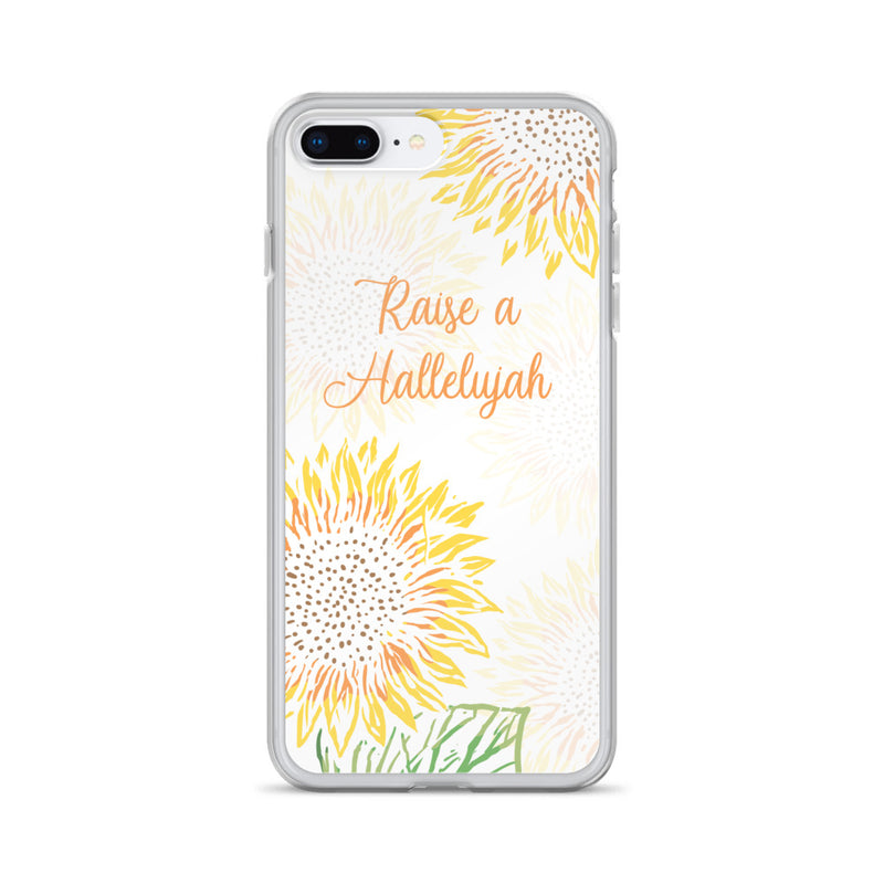 Raise a Hallelujah iPhone Case