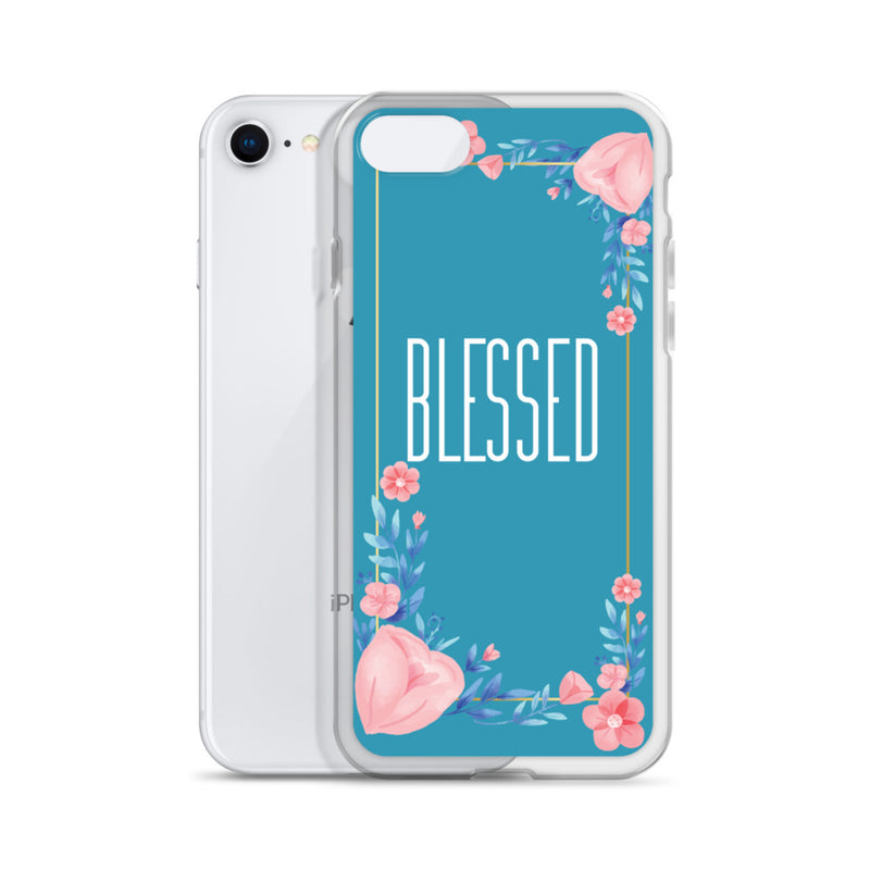 Blessed iPhone Hülle