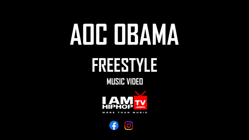 AOC OBAMA - FREESTYLE